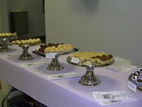 FREE Tasting! Come see us and sample a selection of our delicious cupcakes and cake balls.